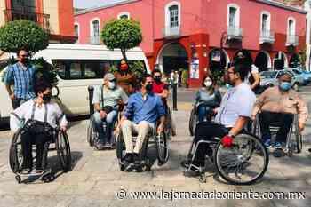 Funcionarios de ayuntamiento de Atlixco reciben taller de sensibilización por el INDEP - Puebla - - La Jornada de Oriente