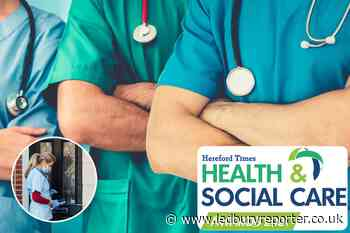 Nominate your heroes of the front line in this year's Hereford Times Health and Social Care Awards