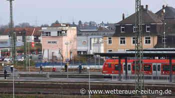 Bad Vilbel: Angriff beim Nordbahnhof – Mann verprügelt und ausgeraubt - Wetterauer Zeitung