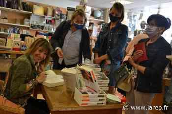 La librairie Gibier a accueilli l'auteure samedi - La République du Centre