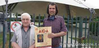 Magenta per il Togo (VIDEO): appuntamento storico in città con l'Aida, in tensostruttura domenica 27 giugno - Ticino Notizie