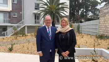 Industry, council welcome Bexley North social housing development - St George and Sutherland Shire Leader