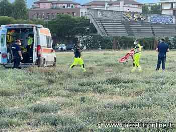 Giarre, atterraggio elisoccorso stadio atletica: presentato esposto denuncia ai carabinieri VIDEO - Gazzettinonline
