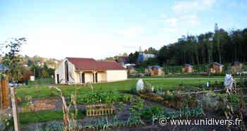Lancement de l'opération Jardins Ouverts à Soisy-sous-Montmorency Jardins familiaux du Trou du Loup samedi 3 juillet 2021 - Unidivers