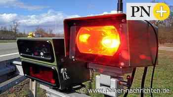 Mobile Blitzer sind im Landkreis Peine unterwegs - Peiner Nachrichten