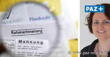 Kommentar Peine: Rechtsgarantie auf Schuldnerberatung ist guter Schritt - Peiner Allgemeine Zeitung - PAZ-online.de
