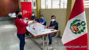 En medio de la pulseada, ¿cuántos peruanos de San Juan votaron? ¿y a quién? - Tiempo de San Juan