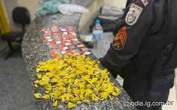 Após denúncia, Polícia Militar apreende drogas em Vassouras - Jornal O Dia
