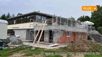 Der TSV Harburg vergrößert sein Sportheim - Augsburger Allgemeine