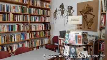 Weltladen in Herrsching bietet Bücher gegen Spenden für Indien - Augsburger Allgemeine