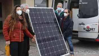 "Energiewende mit ""Bürgerprojekt Solar"" - Merkur.de"