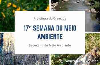 Gramado divulga programação da 17ª Semana do Meio Ambiente - Revista News