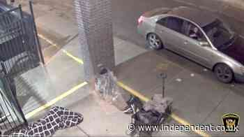 Sisters caught on camera firing BB gun at homeless people turn themselves in to police