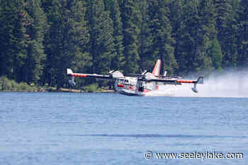 Super Scooper returns to Seeley Lake for training - Seeley Swan Pathfinder