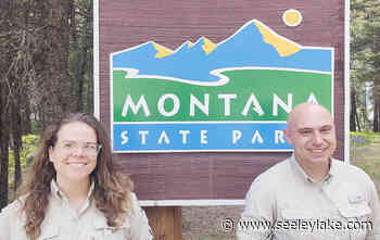 AmeriCorps members commit to serving Seeley Lake's State Parks - Seeley Swan Pathfinder