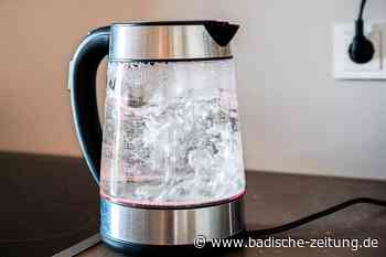 Keime in Gottenheimer Trinkwasser entdeckt - Gottenheim - Badische Zeitung