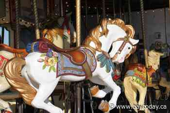Love those beautiful Heritage Carousel horses? You can own a piece of history!
