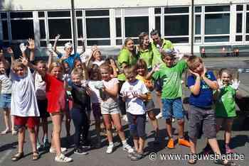 Merelbeke strenger dan Vlaanderen: bubbels van 50 kinderen b... (Merelbeke) - Het Nieuwsblad