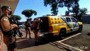 Jovens são detidos em flagrante por tráfico de drogas em Apucarana - CGN