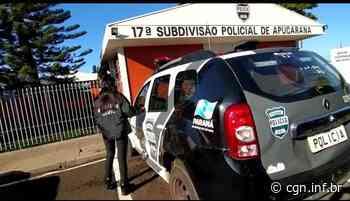 Morador de Apucarana é preso com pornografia infantil - CGN