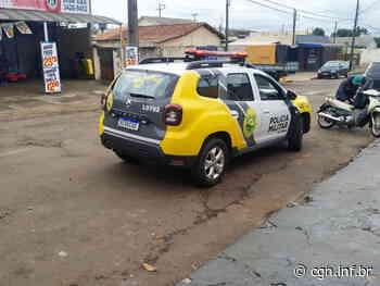 Bandidos roubam carro e levam mulher como refém em Apucarana - CGN