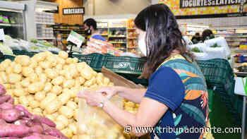 Em um mês,cesta básica fica 5,11% mais cara em Apucarana - Tribuna do Norte