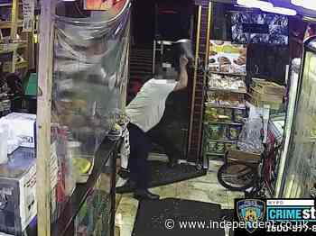 Robbers swipe beer from NYC bodega after brutally beating elderly worker