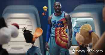 New Space Jam trailer: Watch LeBron James and the Tunes take the court     - CNET