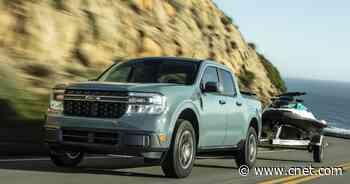 2022 Ford Maverick: Is this pickup a Honda Civic and used-car rival?     - Roadshow