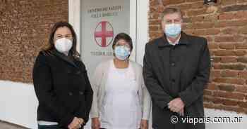 Inauguraron un Centro de Salud en un barrio de General Pico que está en medio del campo - Vía País