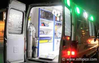 Dos fuertes choques en General Pico dejaron dos hospitalizados: En uno de ellos, un abuelo de 80 años fue ... - InfoPico.com