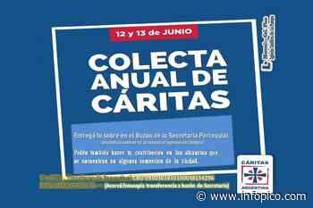 Se organiza en General Pico la colecta anual de Cáritas Argentina - InfoPico.com
