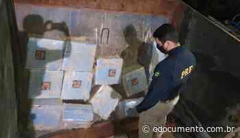 PRF apreende quase meia tonelada de cocaína em Primavera do Leste-MT - O Documento