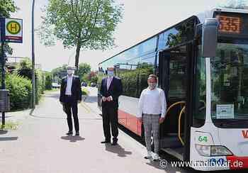 Busangebot zwischen Warendorf und Ahlen erweitert - Radio WAF