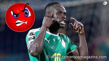 """Panne électrique du stade : """"Pas digne d'un pays comme le Sénégal"""", la grande colère de Sadio Mané ! - Cameroon Magazine"""