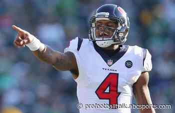 Kareem Jackson: Deshaun Watson wants to play for the Broncos