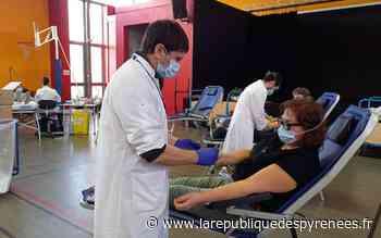 Lons : mobilisation générale pour le don du sang - La République des Pyrénées