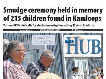 Hay River Hub – June 9, 2021 Edition - Northern News Services