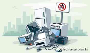 Ivoti realiza drive-thru para coleta de lixo eletrônico neste sábado - Revista News