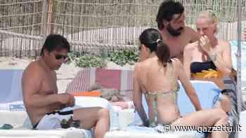 Pirlo e Conte disoccupati di lusso: eccoli insieme a Ibiza!