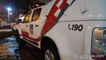 Suspeitos de homicídio são presos pela Polícia Militar em Rio Largo, AL - G1