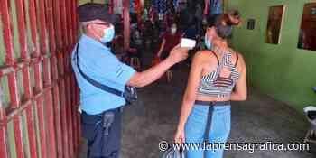 Autoridades municipales de Jiquilisco en alerta por aumento de fallecidos por Covid-19 - La Prensa Grafica