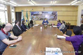 Escola Alberto Santos Dumont convida prefeito para aniversário de 55 anos – Jornal do Oeste - Jornal do Oeste