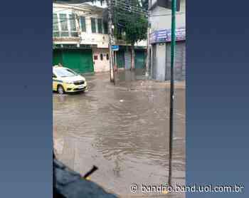 Chuva no Rio causa transtornos, bolsões d'água e Aeroporto Santos Dumont ficou inoperante - uol.com.br