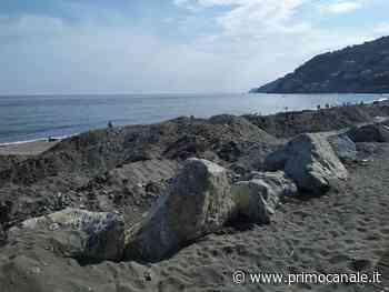 Ripascimento spiaggia di Genova Voltri, entro metà giugno la fine dei lavori - Primocanale