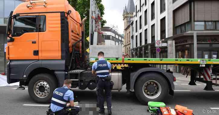 Unfall in Bad Neuenahr-Ahrweiler: Frau von Lkw erfasst und getötet - General-Anzeiger Bonn