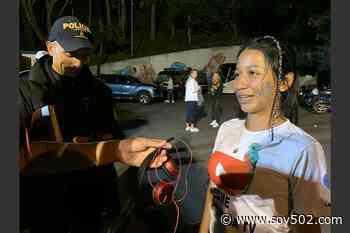 """¿Qué pasó entre """"Esme La Chapina"""" y la PMT en San Marcos? - Soy502"""
