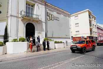 Dia Municipal do Bombeiro comemorado no Barreiro - Comandante Jose Figueiredo sugere monumento - Rostos On-line - Rostos