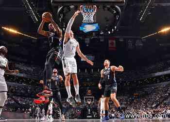 Nets vs. Bucks Game 3: Brooklyn Takes a 2-0 Lead Into Milwaukee