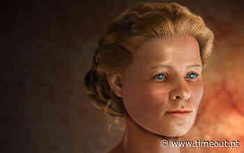 É assim o rosto de uma mulher que viveu na Amadora há mais de 2000 anos - Time Out
